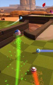 دانلود بازی اعتیاد آور Golf Battle 1.16.0 هک شده