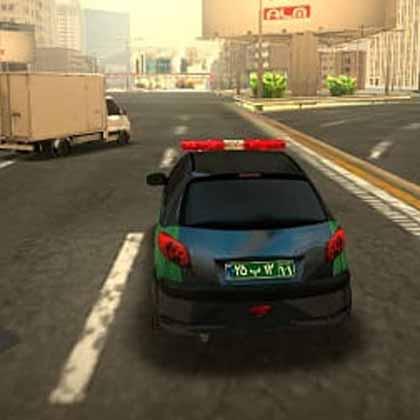 دانلود بازی گشت پلیس 2 مود شده برای اندروید