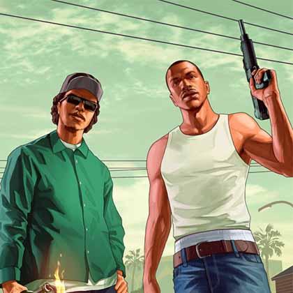 دانلود بازی GTA 5 San Andreas نسخه فارسی اندروید