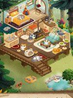 دانلود بازی Secret Cat Forest 1.3.44 جنگل مخفی گربه ها اندروید