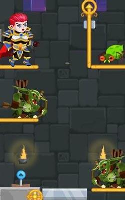دانلود بازی Hero Rescue 1.1.5 قهرمان ناجی اندروید, دانلود بازی مود شده Hero Rescue با پول بی نهایت, دانلود بازی Hero Rescue با سکه بی نهایت